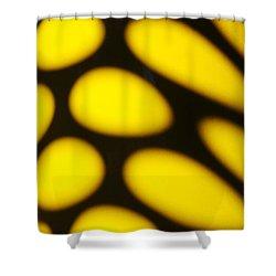 Abstract 17 Shower Curtain by Tony Cordoza