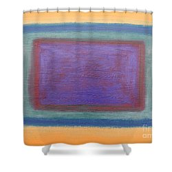 Abstract 186 Shower Curtain by Patrick J Murphy