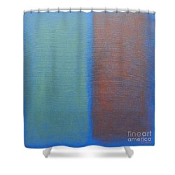 Abstract 45 Shower Curtain by Patrick J Murphy
