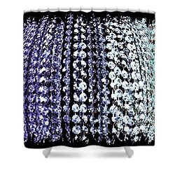 Abstract Fusion 219 Shower Curtain by Will Borden