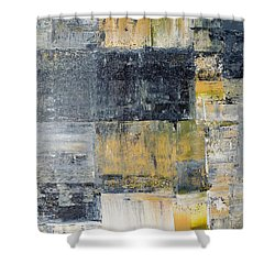 Abstract Painting No. 4 Shower Curtain