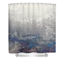 Abstract Print 12 Shower Curtain by Filippo B