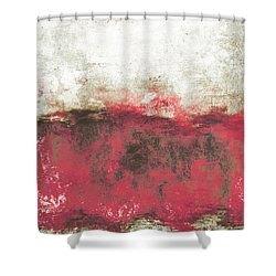 Abstract Print 21 Shower Curtain by Filippo B