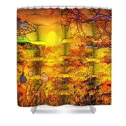 Abundance Shower Curtain