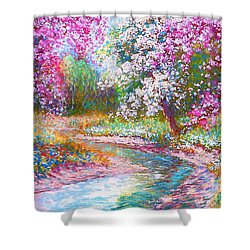 Abundant Love Shower Curtain