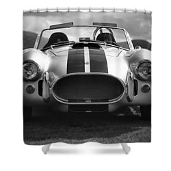 Ac Cobra 427 Shower Curtain
