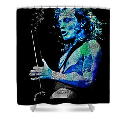 Ac/dc - Angus Young Shower Curtain