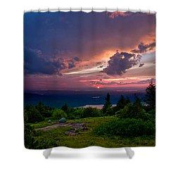 Acadia Sunset 47150 Shower Curtain