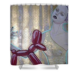 Accessorize Shower Curtain