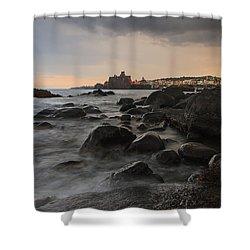 Acicastello Shower Curtain