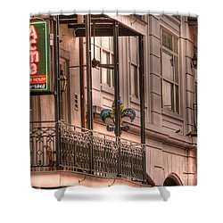 Acme Oyster House Shower Curtain by David Bearden