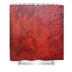Acrylic Msc 181 Shower Curtain