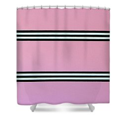 Action Shower Curtain by Thomas Gronowski
