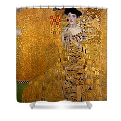 Adele Bloch-bauer's Portrait Shower Curtain