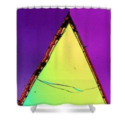 Fractured Faith Shower Curtain