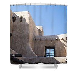 Adobe Sky Shower Curtain