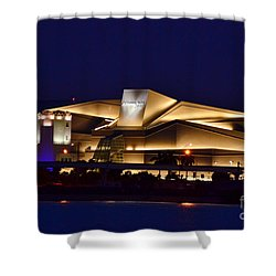 Adrienne Arsht Center Performing Art Shower Curtain