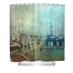 Adventurers Shower Curtain