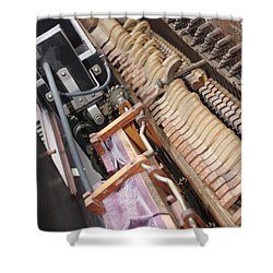 Aeolian Player Piano-3487 Shower Curtain by Gary Gingrich Galleries