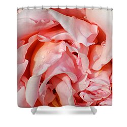After The Rain Shower Curtain by Jessica Tookey