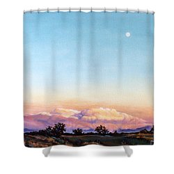 After The Storm Shower Curtain by Craig T Burgwardt