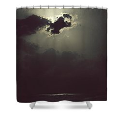 After The Storm Shower Curtain by Melanie Lankford Photography