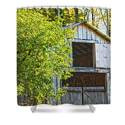Afternoon Delight Shower Curtain by A New Focus Photography