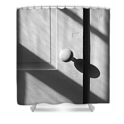 Afternoon Shadows Shower Curtain by Brooke T Ryan