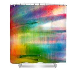 Age Of Aquarius Shower Curtain