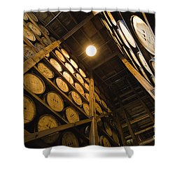 Aging - D008622 Shower Curtain