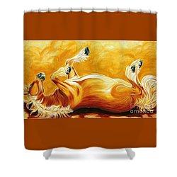 Ahh Shower Curtain
