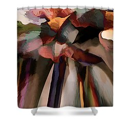Ahhh Harmony Shower Curtain