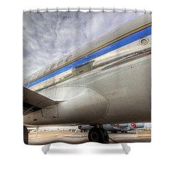 Air Force 2 Shower Curtain