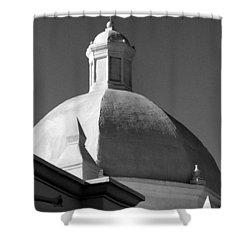 Ajo Church 2 Shower Curtain