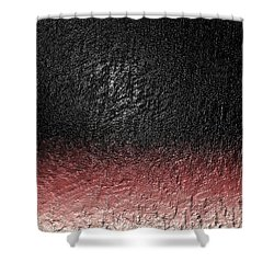Shower Curtain featuring the digital art Akras by Jeff Iverson