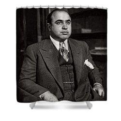 Al Capone - Scarface Shower Curtain