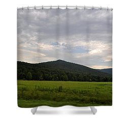 Alabama Mountains 2 Shower Curtain