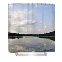 Alabama Mountains Shower Curtain by Verana Stark