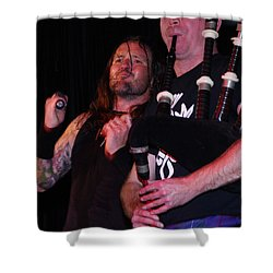 Albannach Shower Curtain
