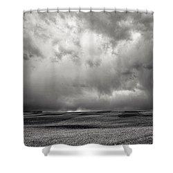 Alberta Field Shower Curtain