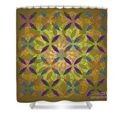 Alhambra No. 1 Shower Curtain