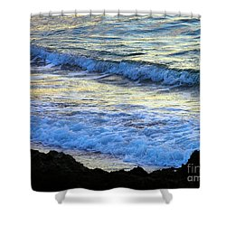 Alii Beach Shower Curtain