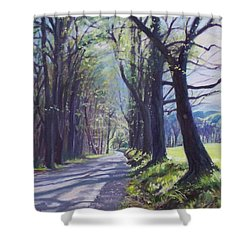 Alleghany Spring Shower Curtain