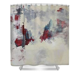 Alliteration C2012 Shower Curtain