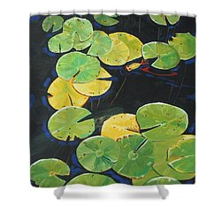 Alluring Shower Curtain by Phil Chadwick