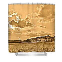 Almost Summer Shower Curtain