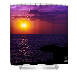 Aloha I Shower Curtain
