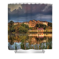 Alpharetta Shower Curtain