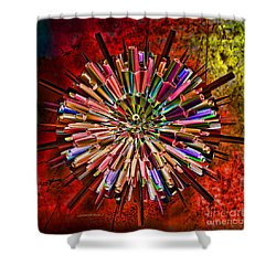 Alter Ego Shower Curtain