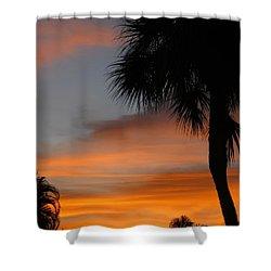 Amazing Sunrise In Florida Shower Curtain